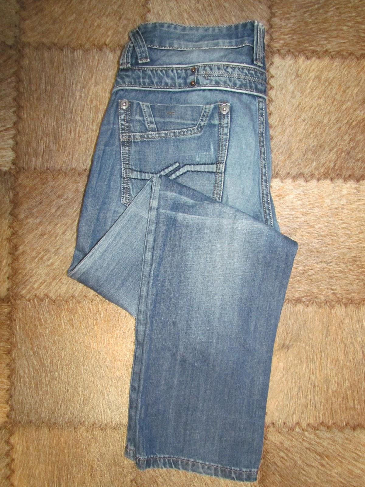Сшить карманы из джинс 81