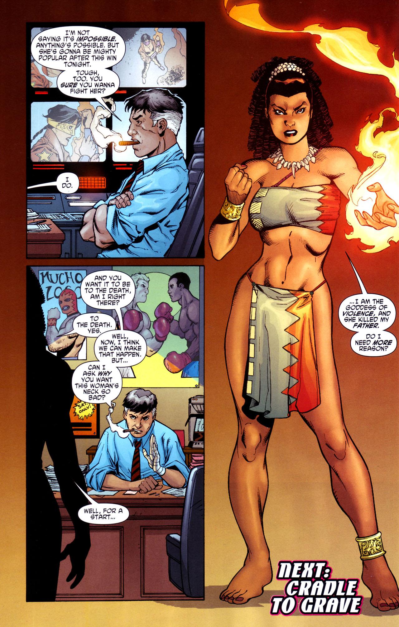 Read online Wonder Woman (2006) comic -  Issue #34 - 23