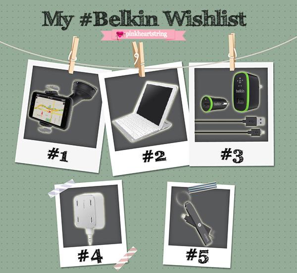 Belkin Wishlist