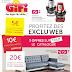 Offre des catalogues promotionnels GiFi 27 Mars au 31 Mars 2017