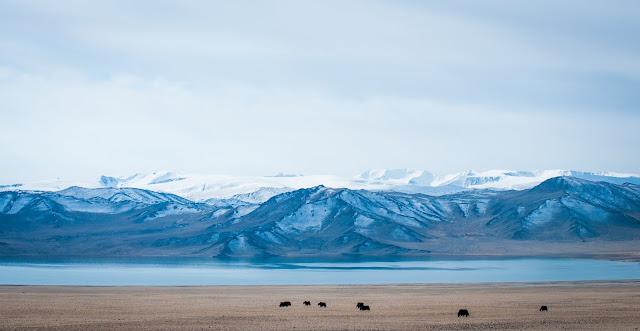 Lake Tolbo, Mongolia