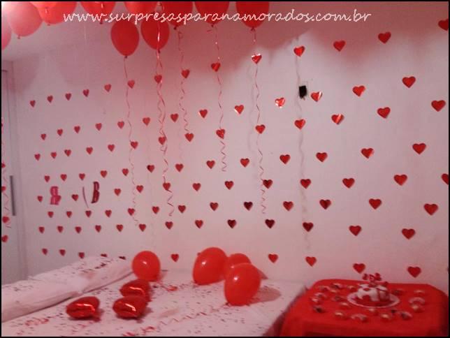 decoração no quarto