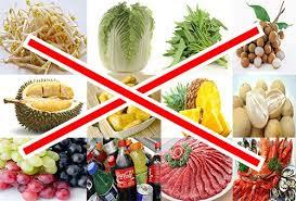 makanan untuk darah tinggi