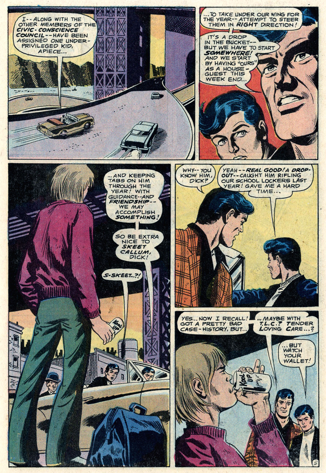 Detective Comics (1937) 393 Page 6