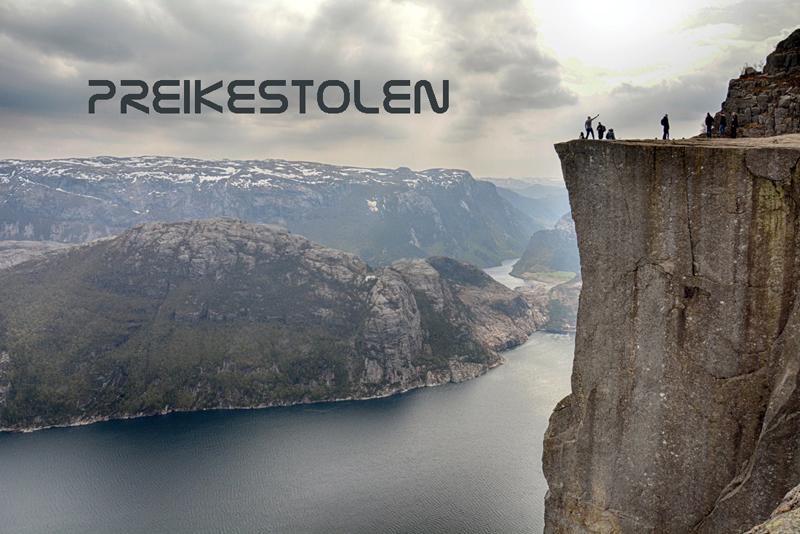 Preikestolen (Pulpit Rock) - jedna z najczęściej odwiedzanych atrakcji turystycznych w Norwegii - porady, informacje praktyczne,