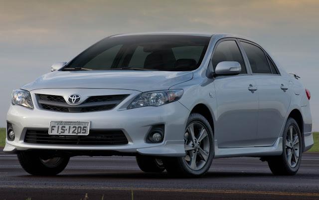 Toyota convoca Corolla para recall