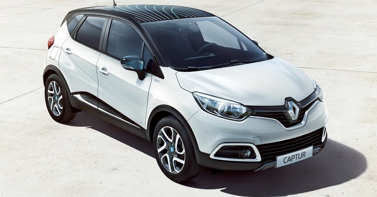 renault adds new wave edition manual tce 120 option to the captur. Black Bedroom Furniture Sets. Home Design Ideas