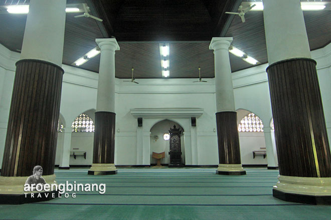 masjid kemayoran surabaya
