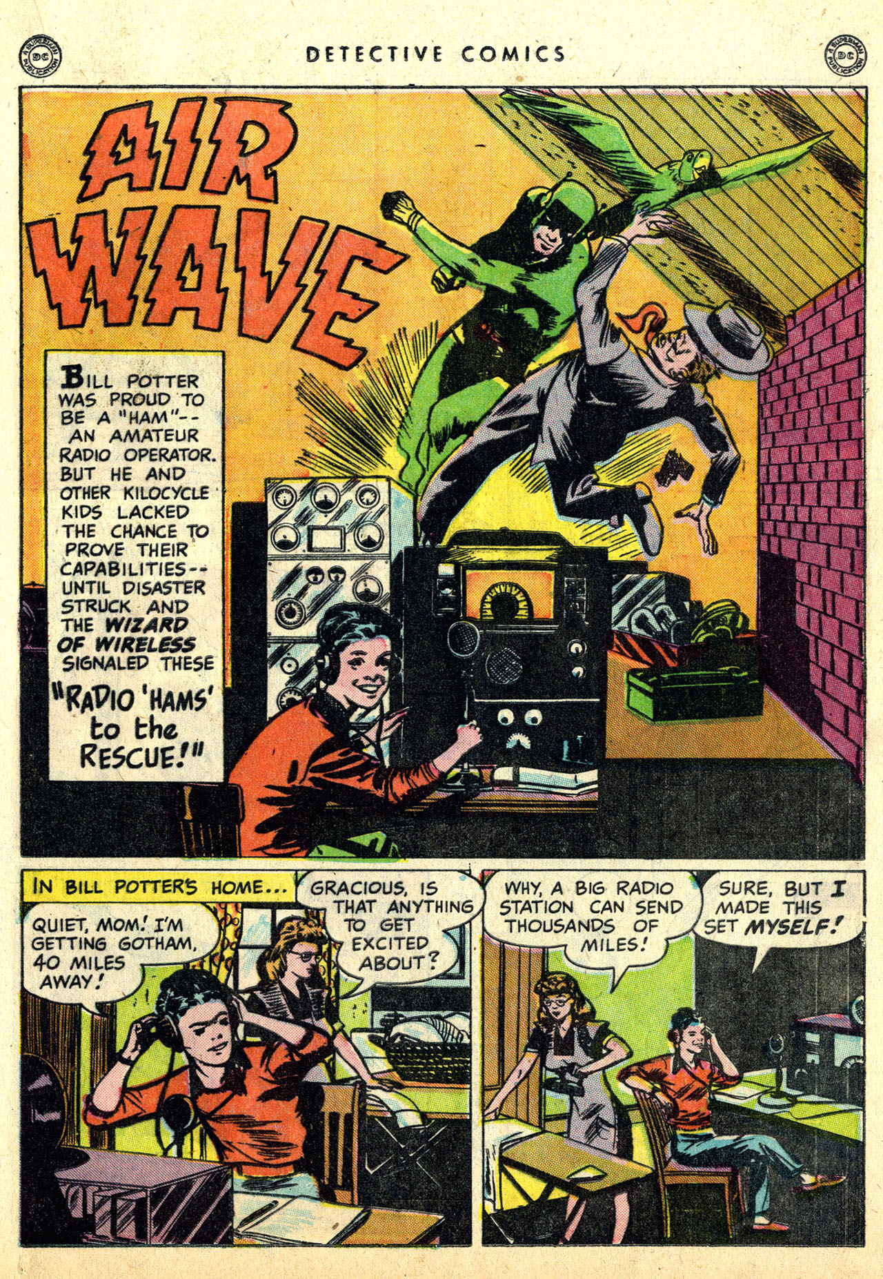 Read online Detective Comics (1937) comic -  Issue #133 - 17