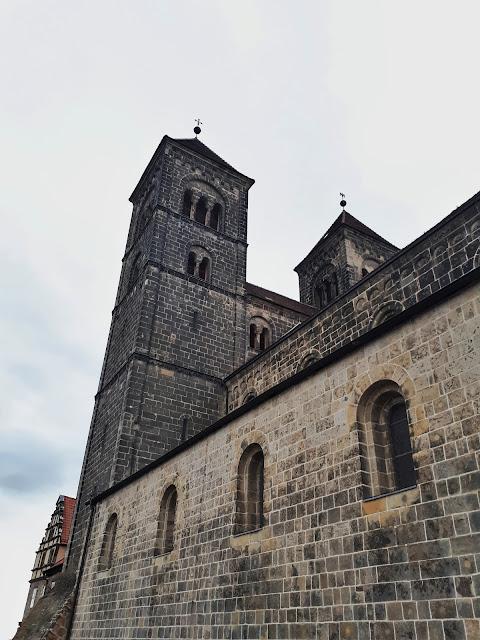 St Servatius church aka Schloss Quedlinburg Castle