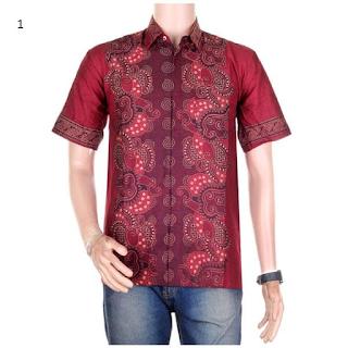Baju Hem Batik Pekalongan