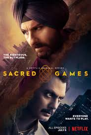 Download Sacred Games Season 1 Web Series 480p All Episode HD
