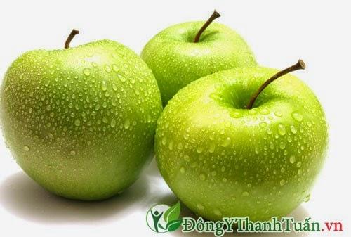 Táo - Thực phẩm chữa đau dạ dày