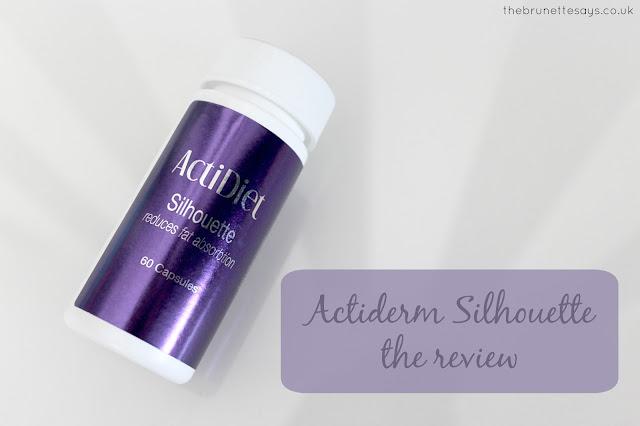 actiderm, silhouette, weight management