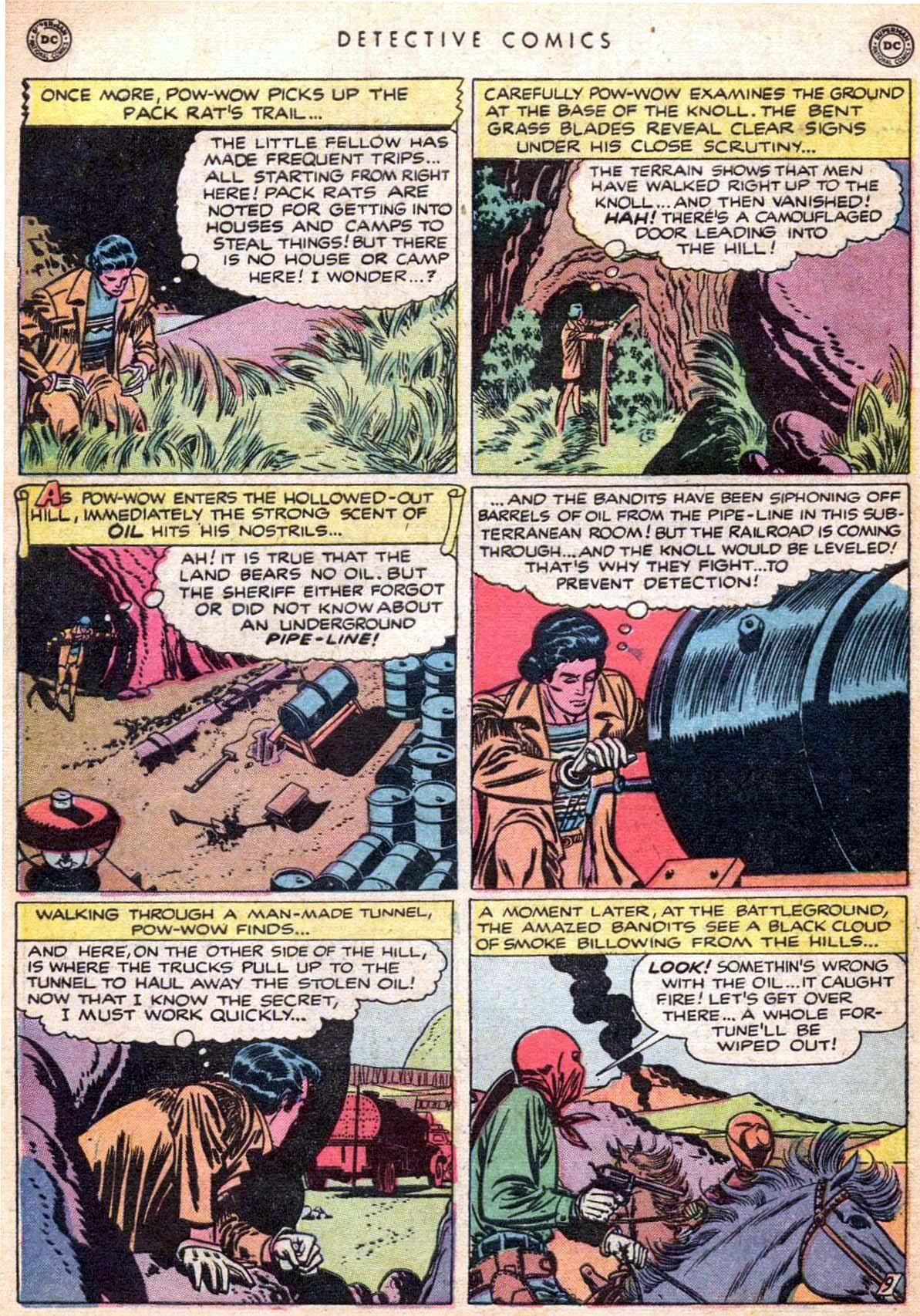 Detective Comics (1937) 157 Page 47