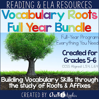 Root Words Study Bundle
