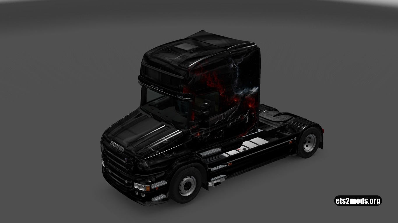 Scania T Cataclysm Skin