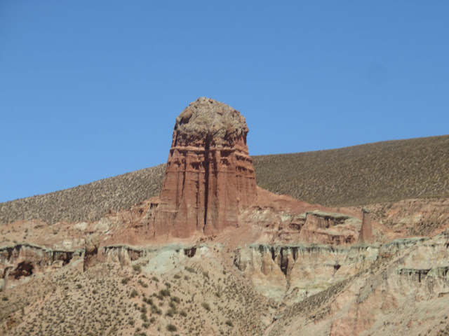 Wunderschöne Felsformationen