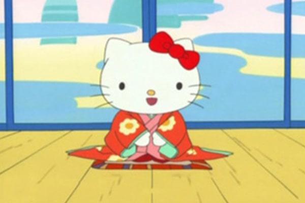 Kartun Hello Kitty