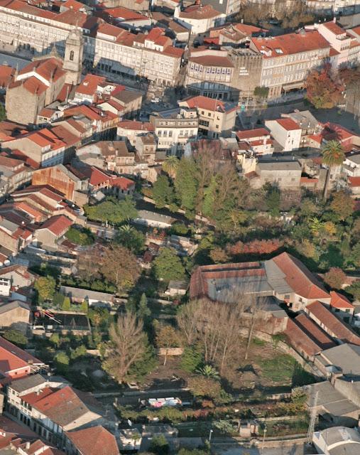 Preservação Do Património Natural: Preservação Do Património Urbanístico
