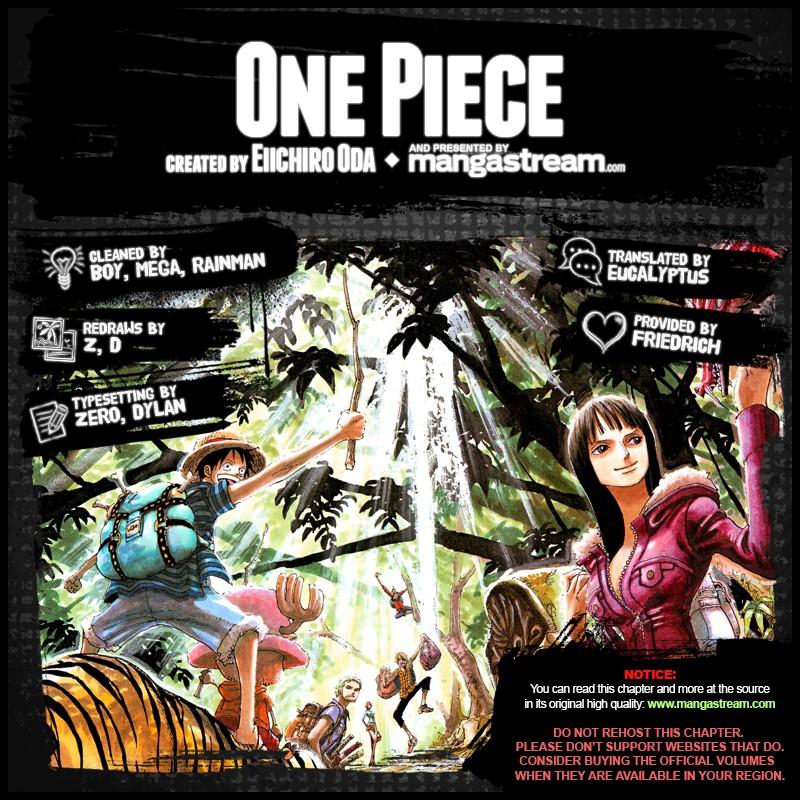 One Piece Ch.831