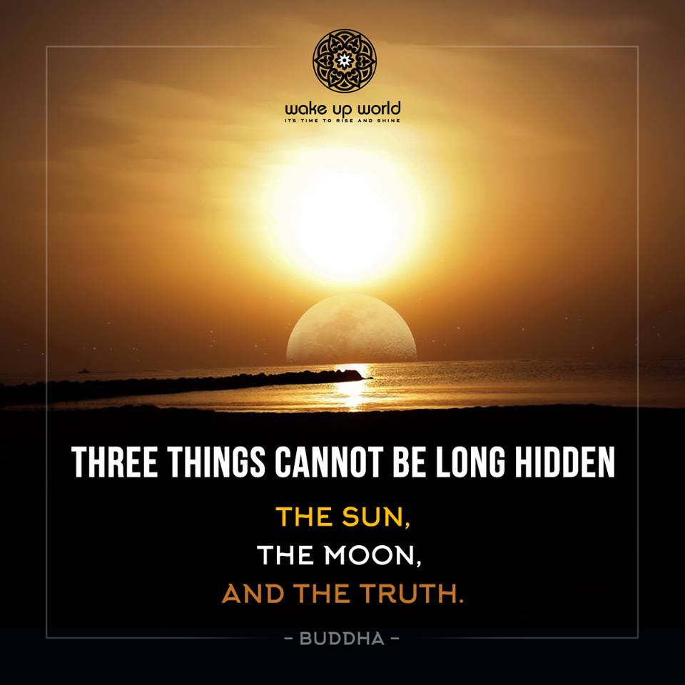 Sun  Moon Truth