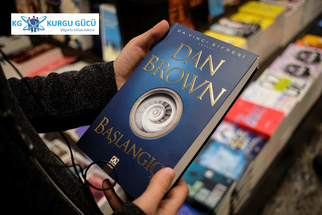 En Çok Okunan Kitaplar - Başlangıç - Dan Brown - Kurgu Gücü