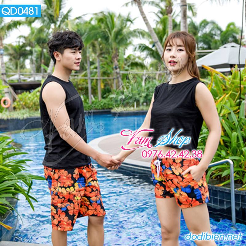 Cua hang do di bien o Chuong My