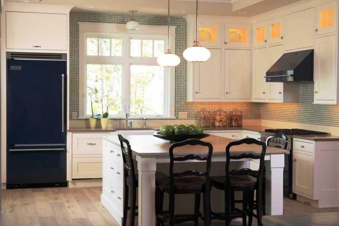 55 desain dapur  ruang makan sempit jadi satu minimalis