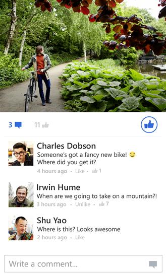 Bản facebook beta 8.3.2.0