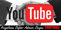 Cara Daftar Google Adsanse Lewat Youtube