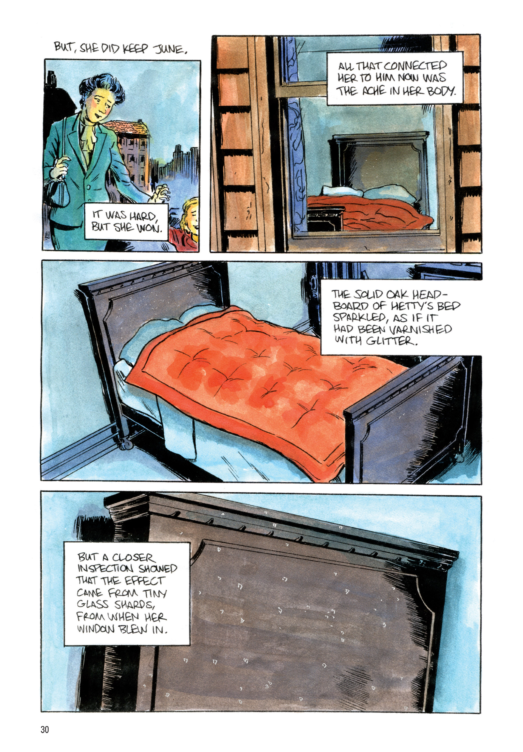 Read online The Late Child and Other Animals comic -  Issue #1 - 28