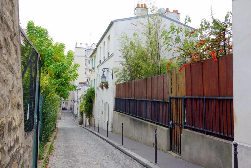 Paris clin d 39 oeil au passage boiton en fl nant du c t for Portent of passage 5