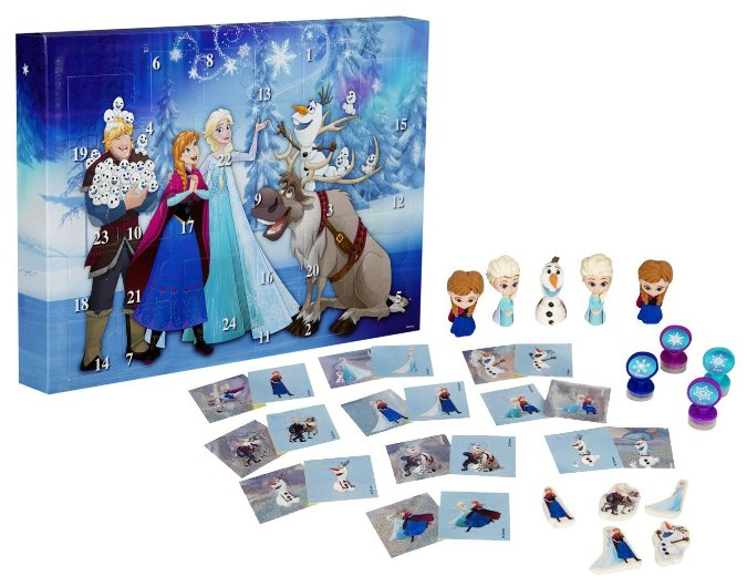 calendario-adviento-frozen