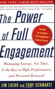 Book The Power of Full Engagement