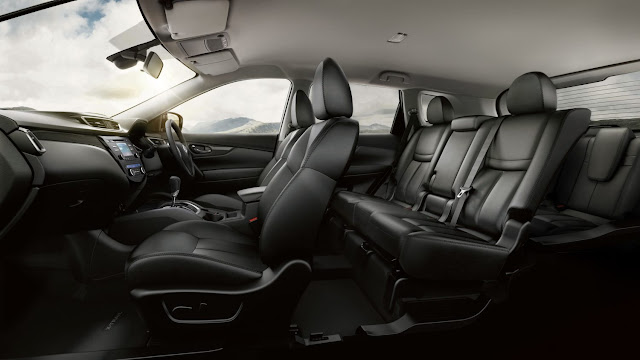 Interior Nissan X-Trail