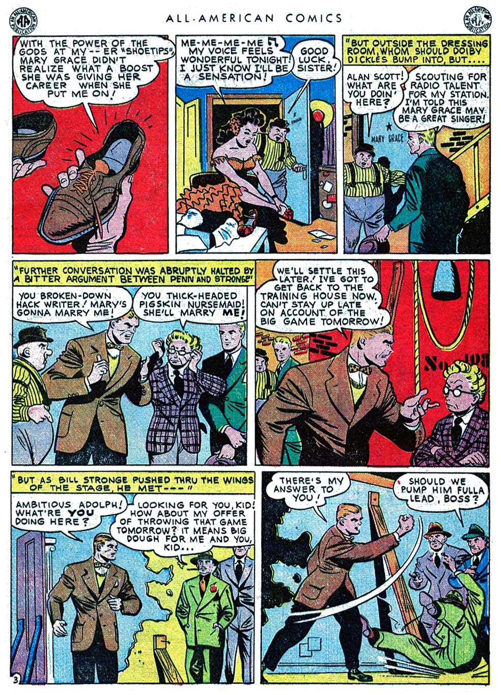 Read online All-American Comics (1939) comic -  Issue #66 - 5