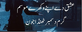 Ishq daay apnay wakhray Mousam - Ishq Shayari 2 line Urdu Poetry,