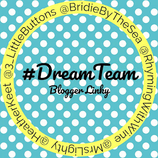 #DreamTeam Linky Party 101