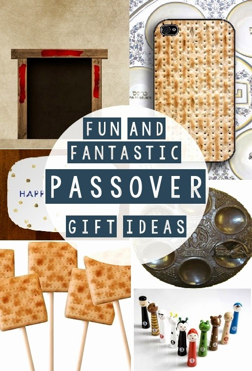 Fun and Fantastic Passover Gift Ideas | Land of Honey