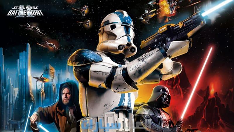 تحميل لعبة حرب النجوم للكمبيوتر Star Wars