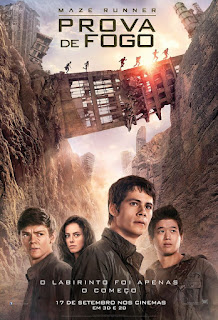 Maze Runner – Prova De Fogo (2015) Dublado Blu-Ray 720P | 1080P – Download Torrent / Mega