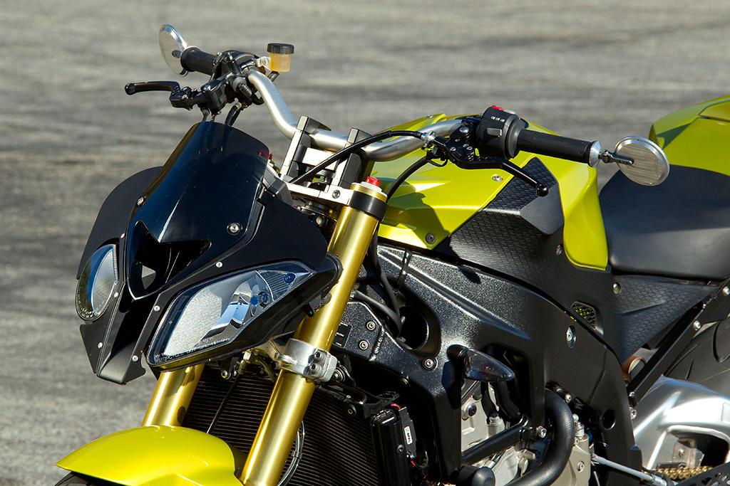Evoluzione Cyclesports-BMW S 1000 RR - MOTORRADonline.de