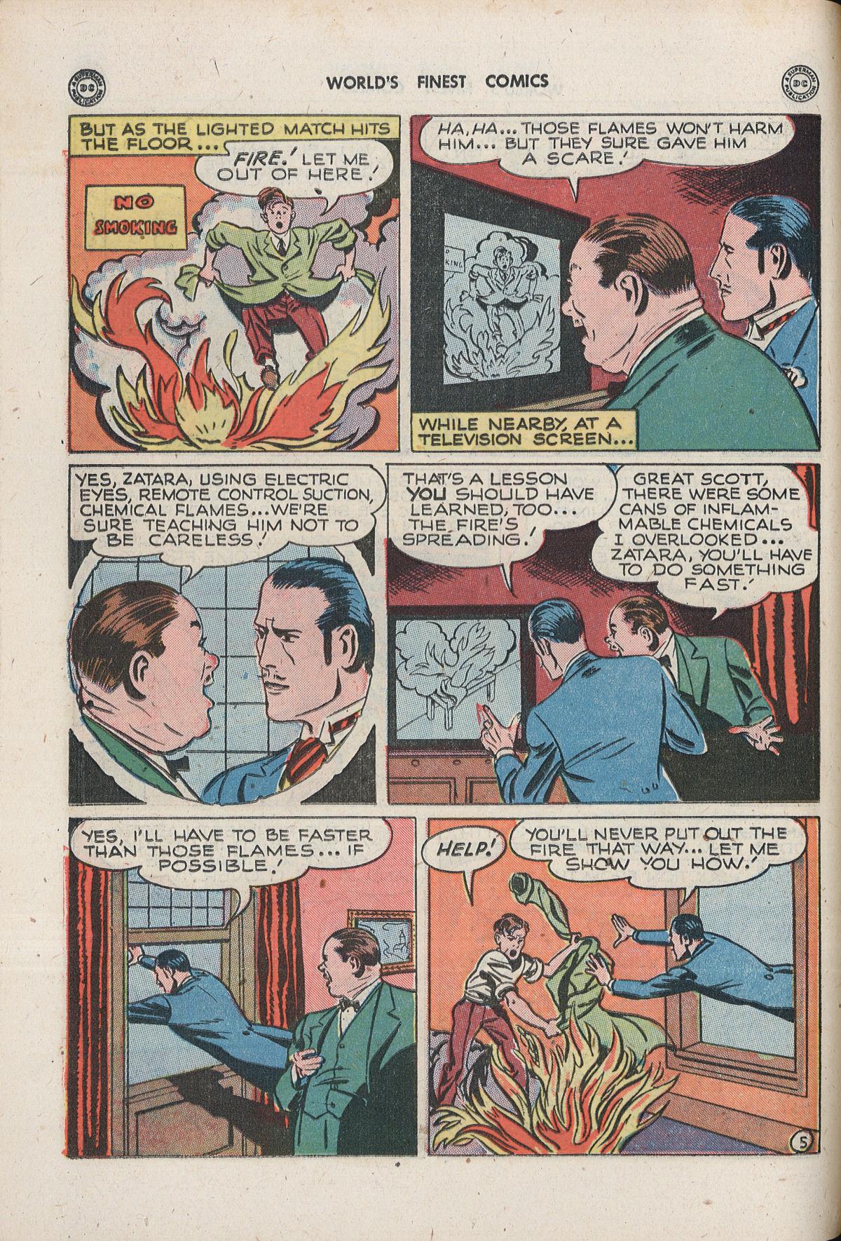 Read online World's Finest Comics comic -  Issue #33 - 32