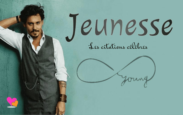 Citations Jeunesse : Johnny depp jeune