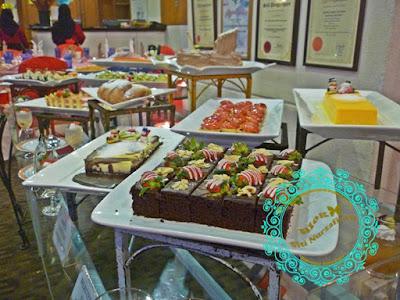 park avenue, buffet murah, variasi makanan, new year, tahun baru, christmas, hari natal, malaysia, sungai petani, makan sedap,