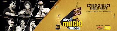 9th Royal Stag Mirchi Music Awards 2017 Main Event Hindi HDTV 480p 550mb