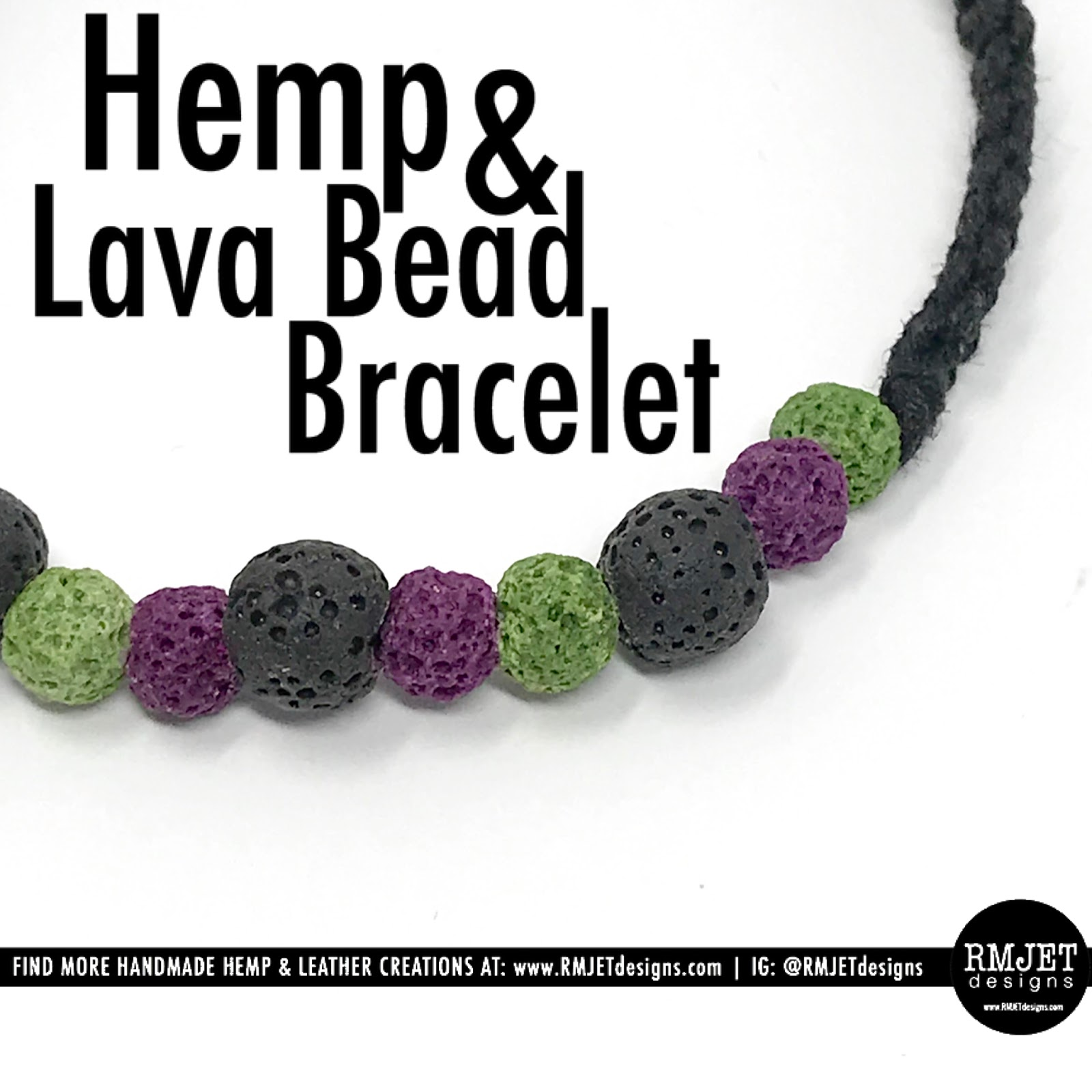 Care Instructions For Your Lava Rock Bead Jewelry from RMJETdesigns