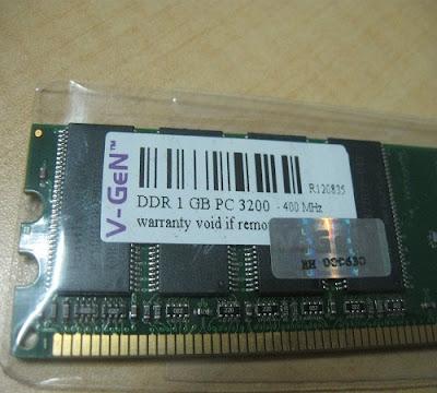Jenis-Jenis RAM DDR Dan Penjelasannya