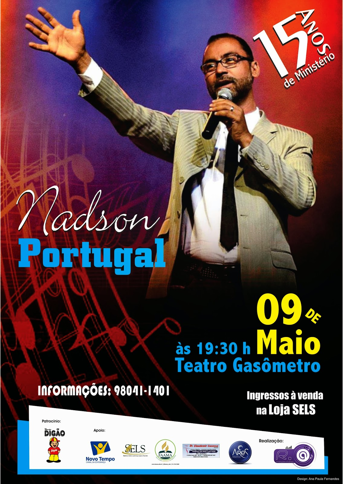 o cd de nadson portugal